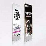 گیت فروشگاهی دو آنتن طرح پارتاک RF-R2-MONO-V8
